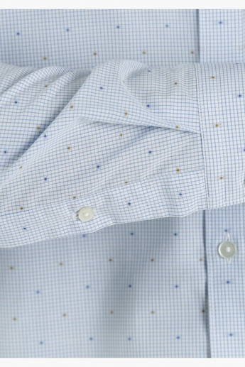 Cotton Formal Shirt in Slim Fit