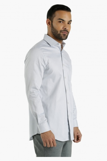 Cotton Formal Shirt in Regular Fit