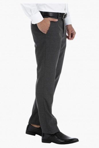Full Length Trousers in Straight Fit
