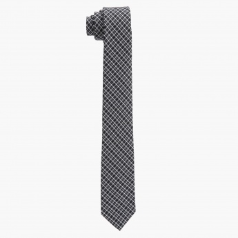 Chequered Tie