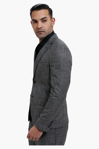 Grindle Suit Coat with Notched Collar