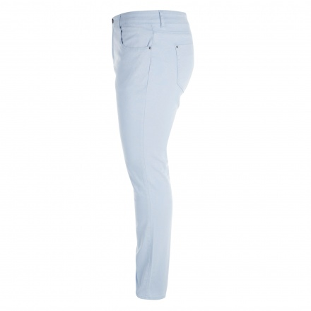 Plus Size Printed Jeans