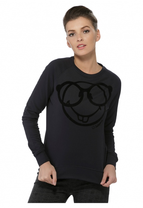Smiley World Long Sleeves Sweatshirt