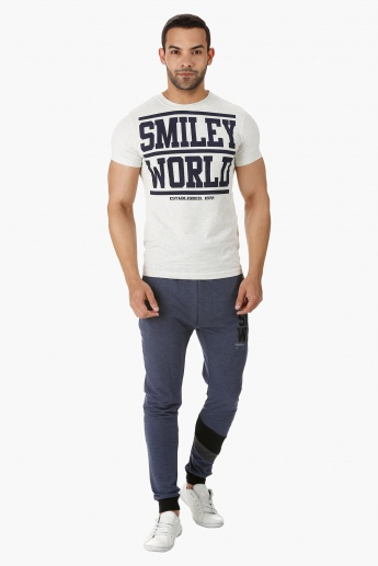 Smiley World Short Sleeves T-shirt