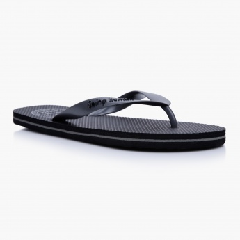Being Human Textured Flipflops