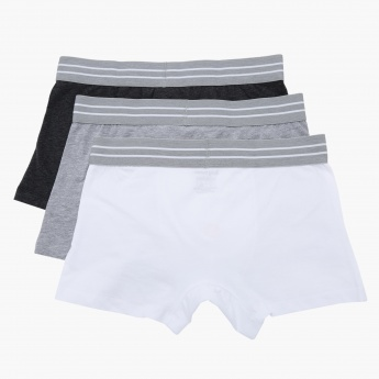 Being Human Elasticised Trunks - Set of 3