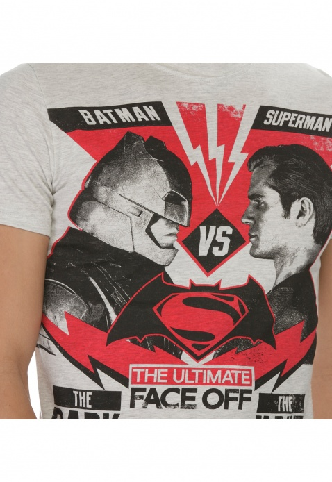 Batman vs. Superman Printed T-shirt