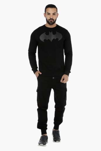 Batman Knitted Jog Pants
