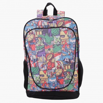 Avengers Printed Backpack