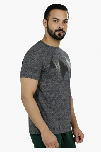 Batman Printed Round Neck T-Shirt
