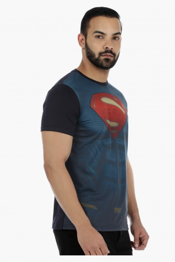 Superman Printed Short Sleeves T-Shirt
