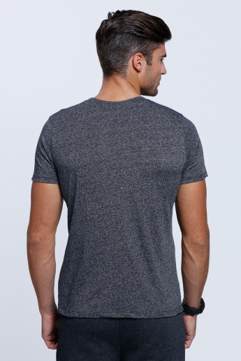 Short Sleeves T-Shirt with Round Neck