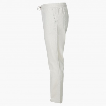 Plus Size Basic Casual Trousers
