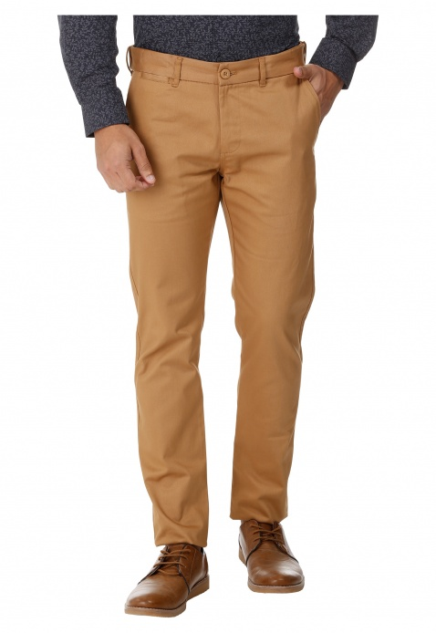 Solid Colour Pants