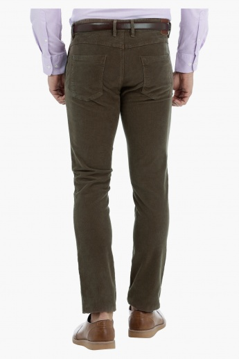 Full Length Trousers in Slim Fit