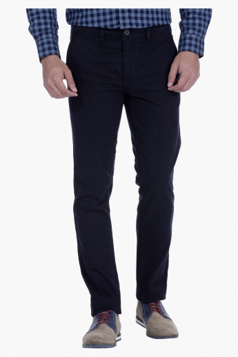 Full Length Chinos Pants in Slim Fit