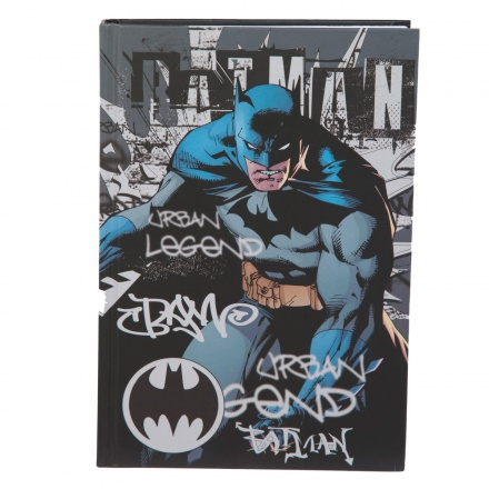 Batman Notebook